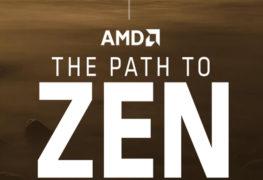 معالج AMD ZEN ثماني الانوية