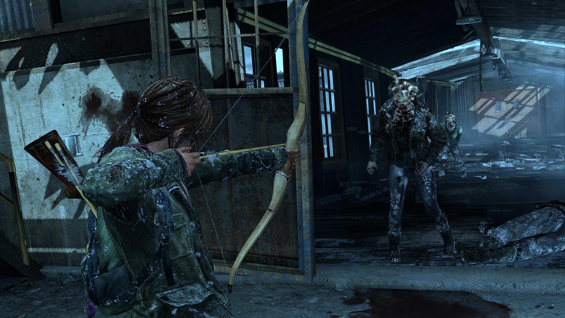 لعبة The Last of Us Remastered تحصل على تحديث جديد لدعم الـ بليستيشن 4 برو