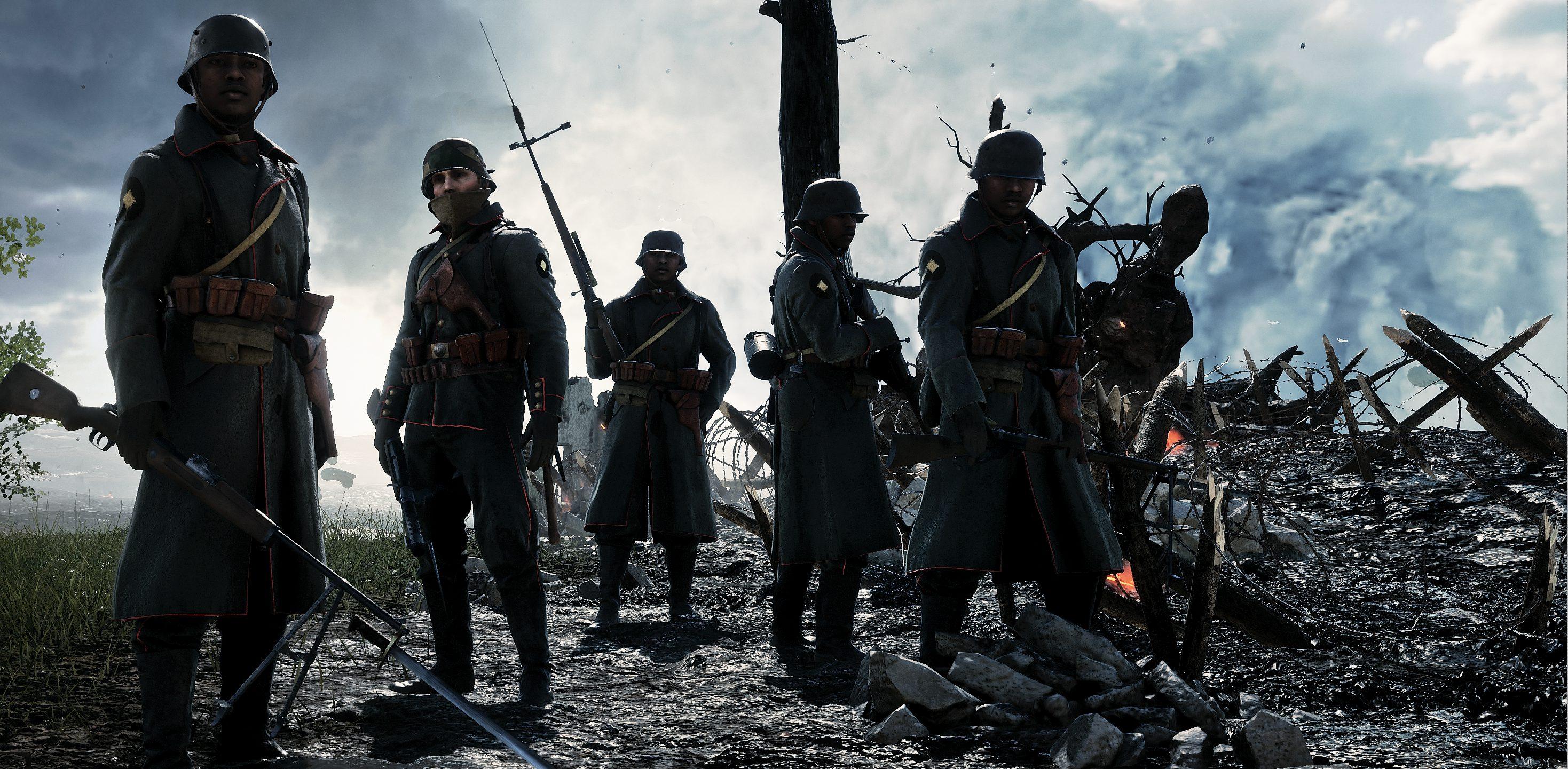Battlefield 1 EA Dice