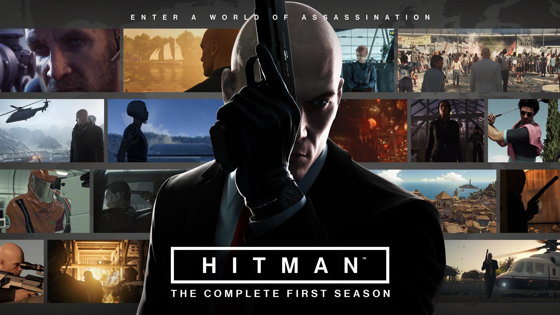 الحلقة الاخيرة من لعبة Hitman اصبحت متوفرة الان!