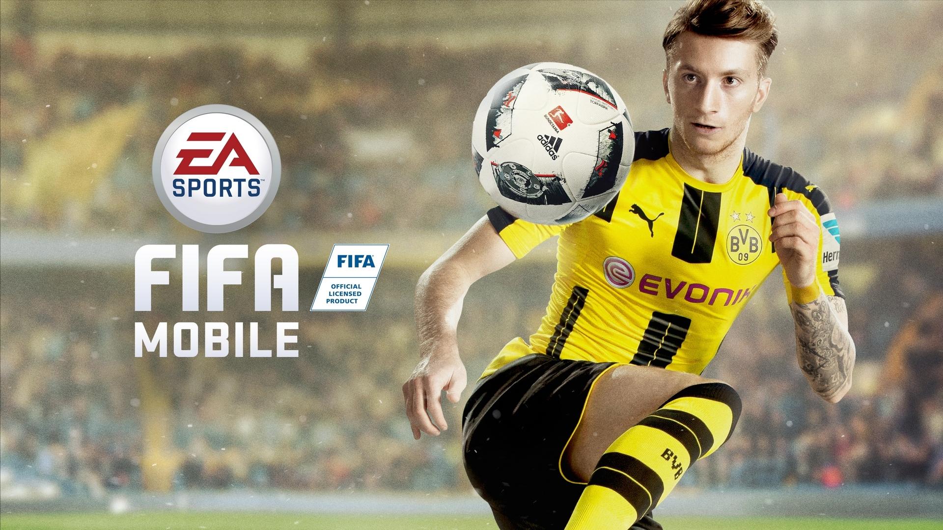 لعبة FIFA Mobile Football