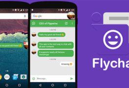 افضل تطبيقات شهر اكتوبر - Flychat