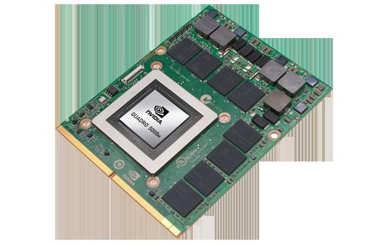 بطاقات انفيديا Quadro مع أجهزة MSI Workstation المحمولة