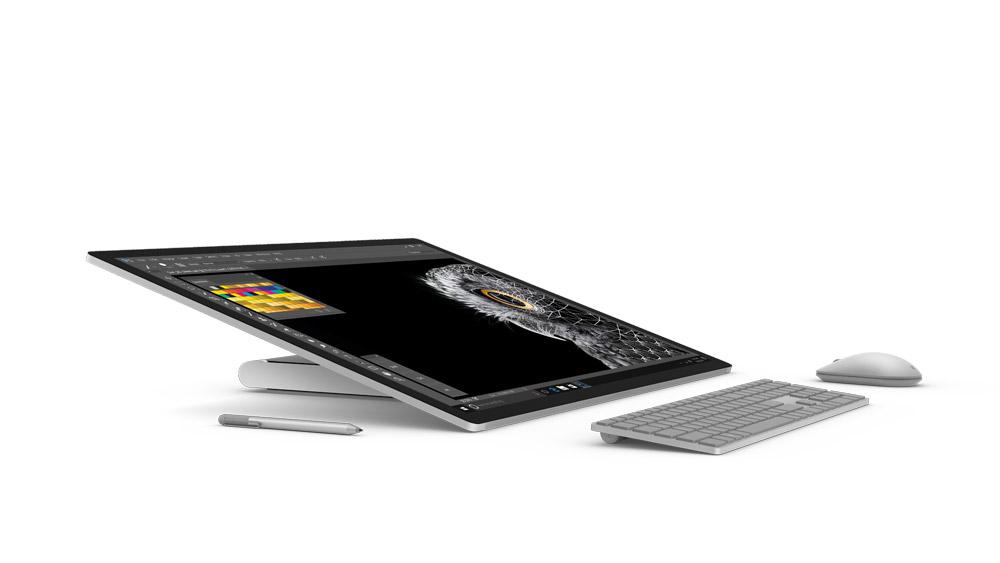 Microsoft Event - Surface Studio - مؤتمر ميكروسوفت