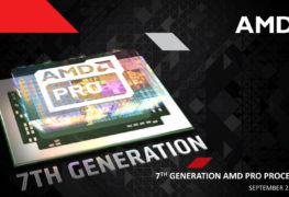 معالجات الجيل السابع AMD Bristol Ridge Pro APU