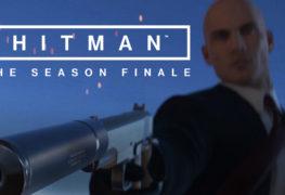 الحلقة الاخيرة من لعبة Hitman
