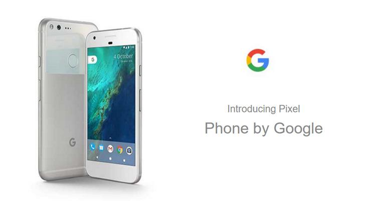 هاتف جوجل بيكسل