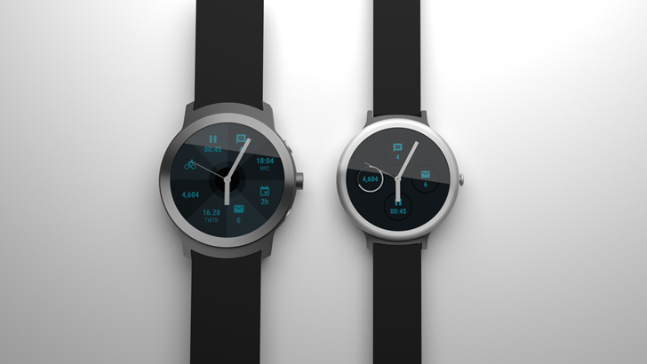 Google Watch w/ Android Wear 2.0