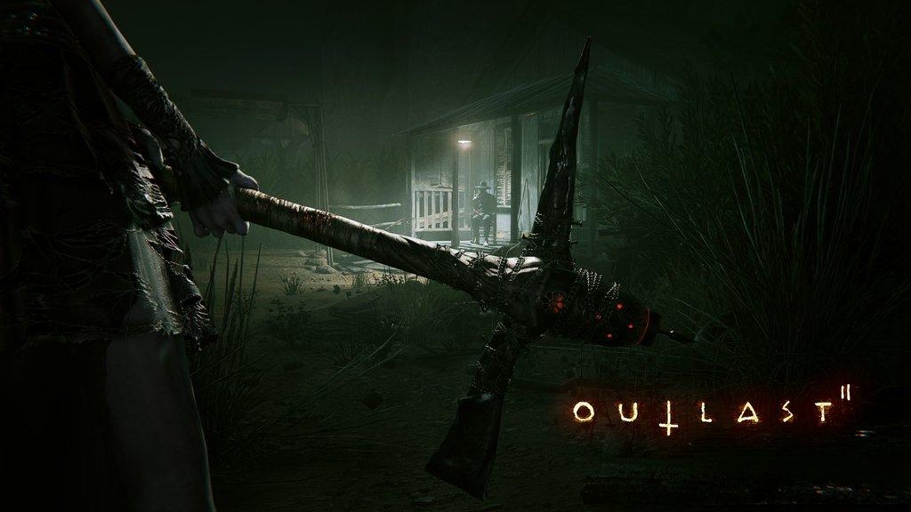 Outlast 2 Demo