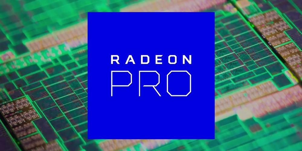 سلسلة بطاقات AMD Radeon Pro 400
