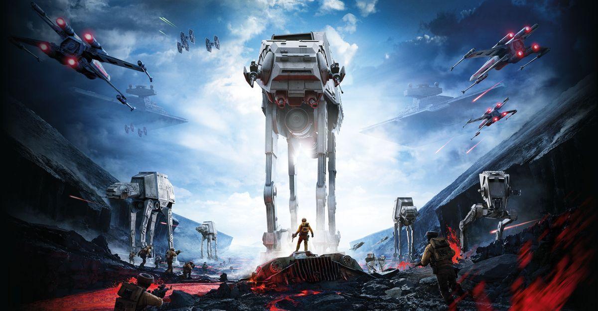 لعبة Star Wars Battlefront