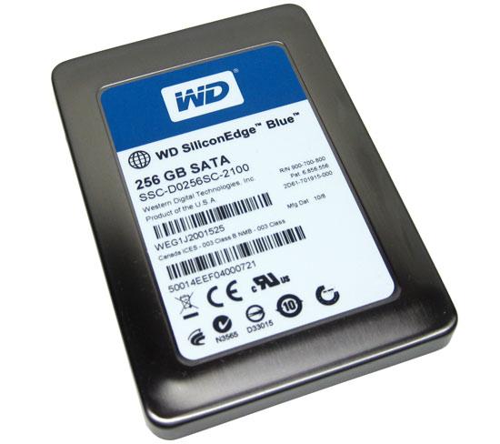 أول قرص SSD في الأسواق بإسم WD SiliconEdge Blue