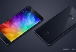 Xiaomi Mi Note 2 - هاتف شاومى Mi Note 2