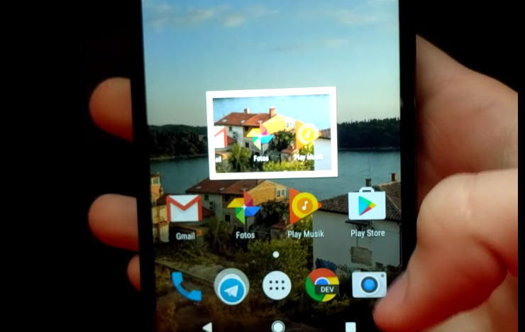 android-partial-screenshot - اندرويد