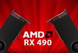 هل تجهز AMD بطاقة RX 490