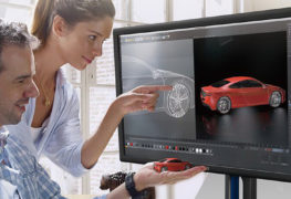 شاشات جديدة مخصصة للمصممين من BenQ