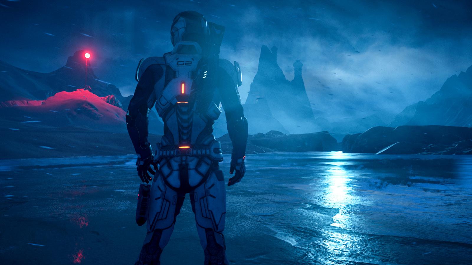 لعبة Mass Effect Andromeda