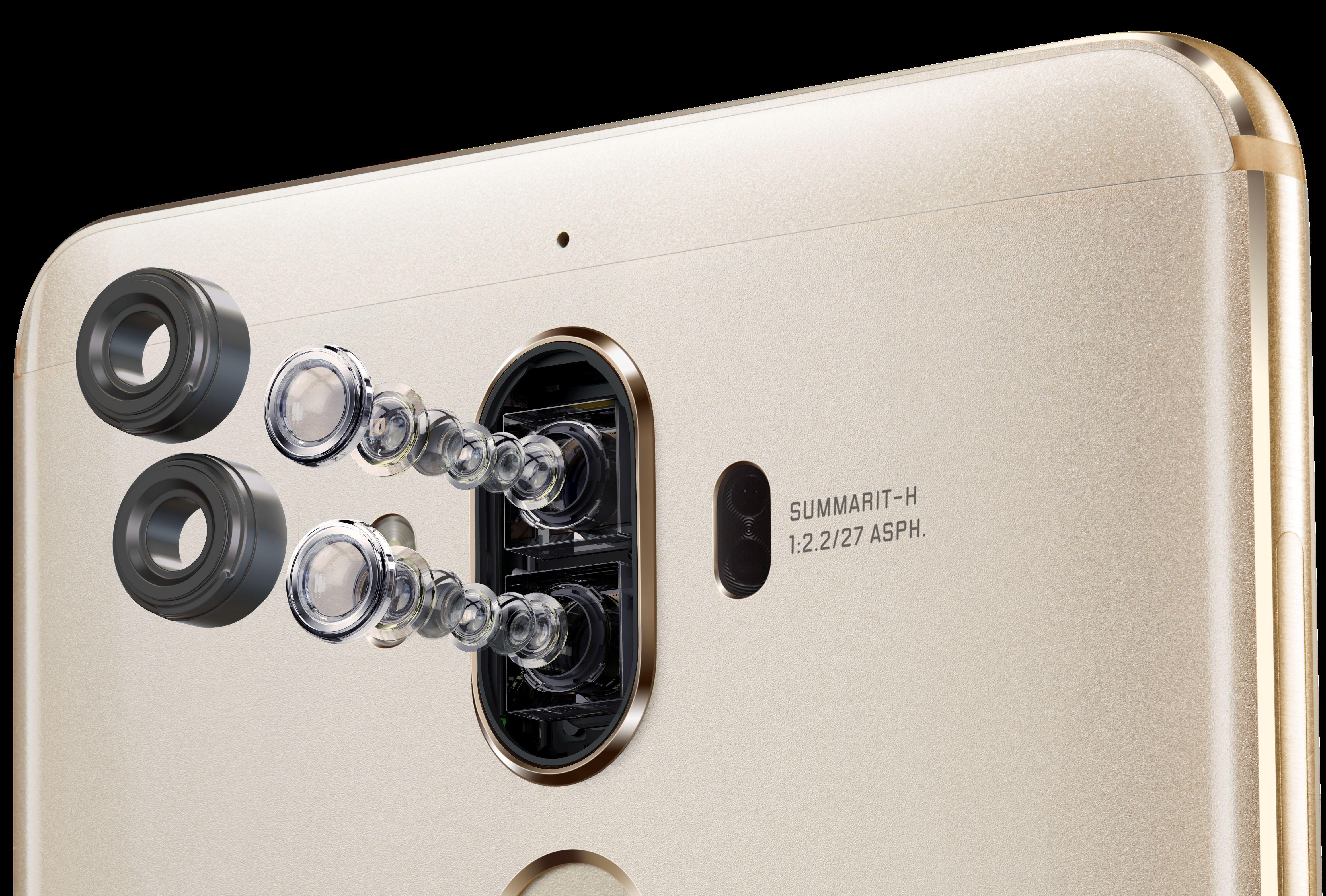 كاميرا مستخدم هاتف هواوى Mate 9