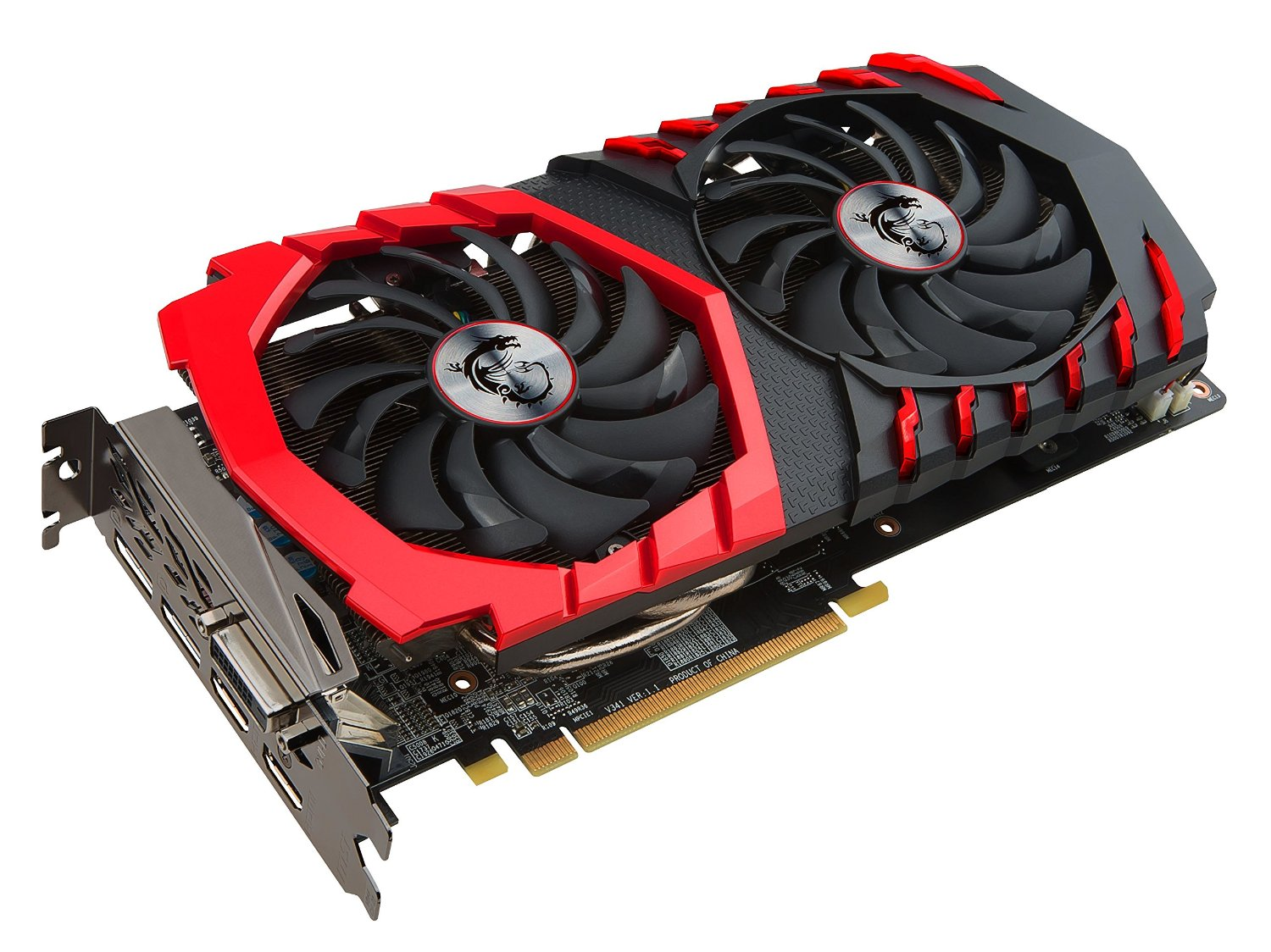 MSI GAMING RX 470 4GB