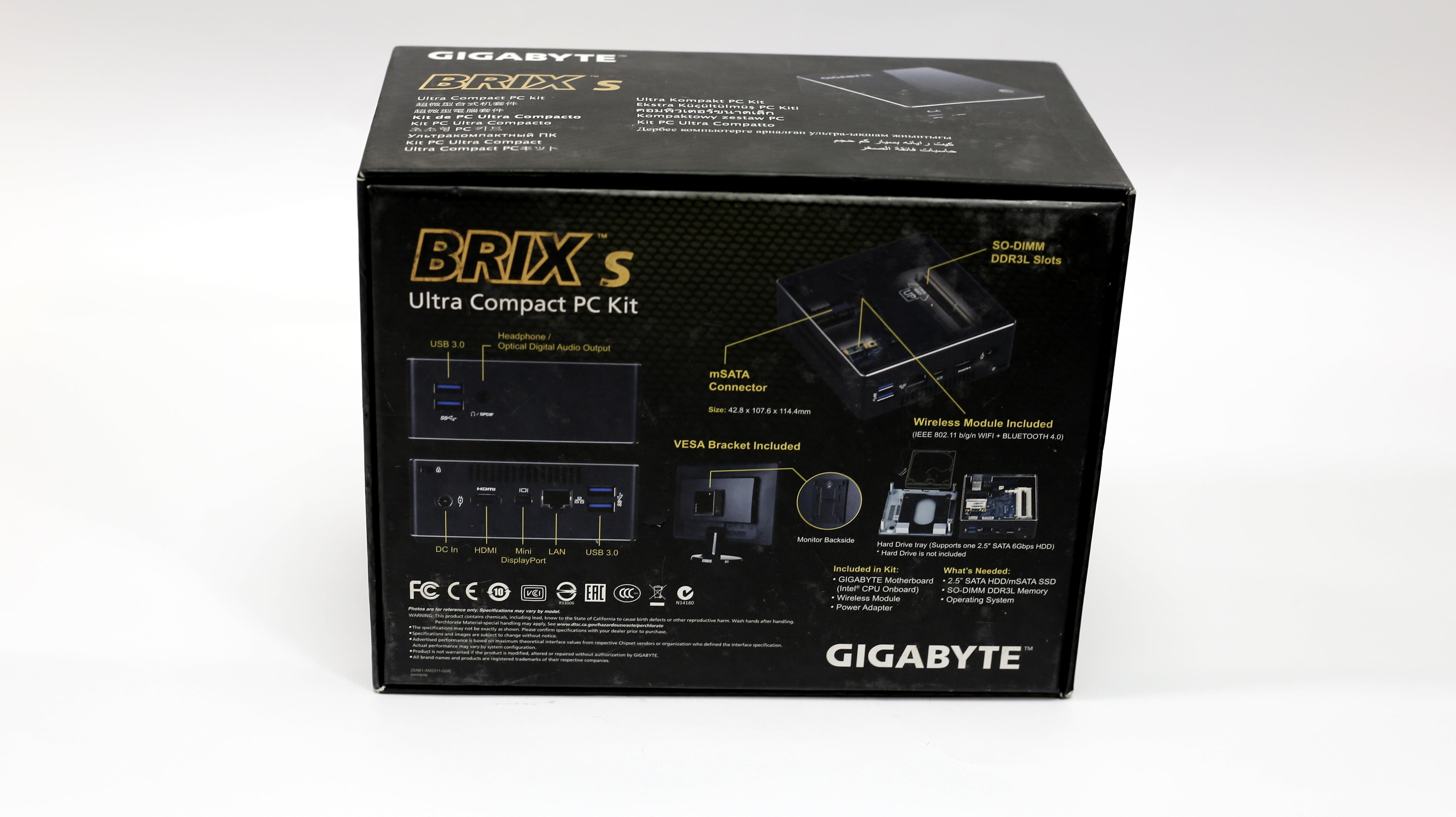 BRIX BXi3H-4010