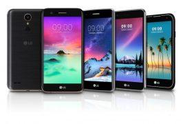 شركة LG تُطلق هاتف LG Stylus و سلسلة LG K قبل مؤتمر CES 2017