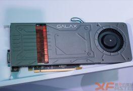 بطاقة GALAX GTX 1070