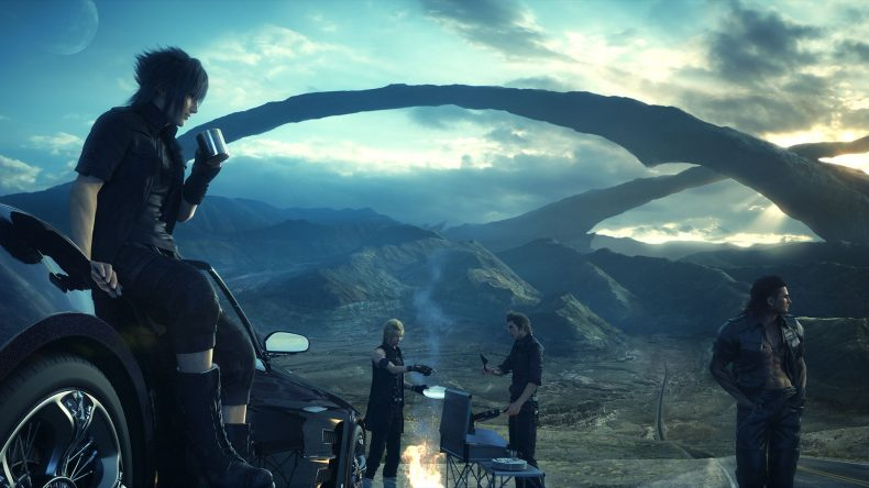 No FFXV on Switch