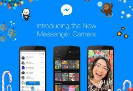 Messenger Camera