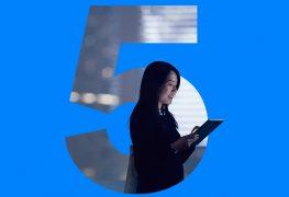 اطلاق Bluetooth 5