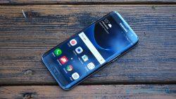 شركة سامسونج قد تطلق هاتف Samsung Galaxy S8 بشاشة بدون حواف.