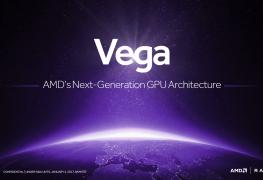 بطاقة AMD VEGA تشغل لعبة DOOM بدقة 4K