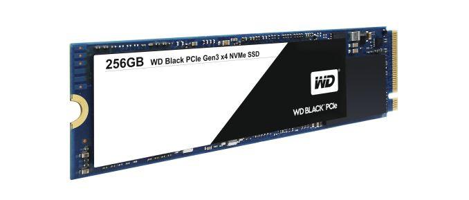 الإعلان عن الإصدار الأسود لقرص PCIe SSD من Western Digital