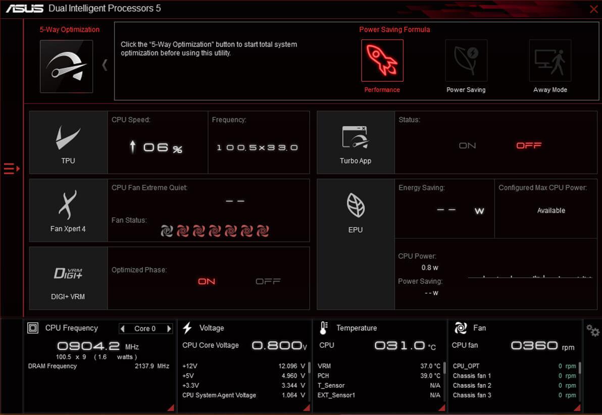 STRIX Z270F Gaming