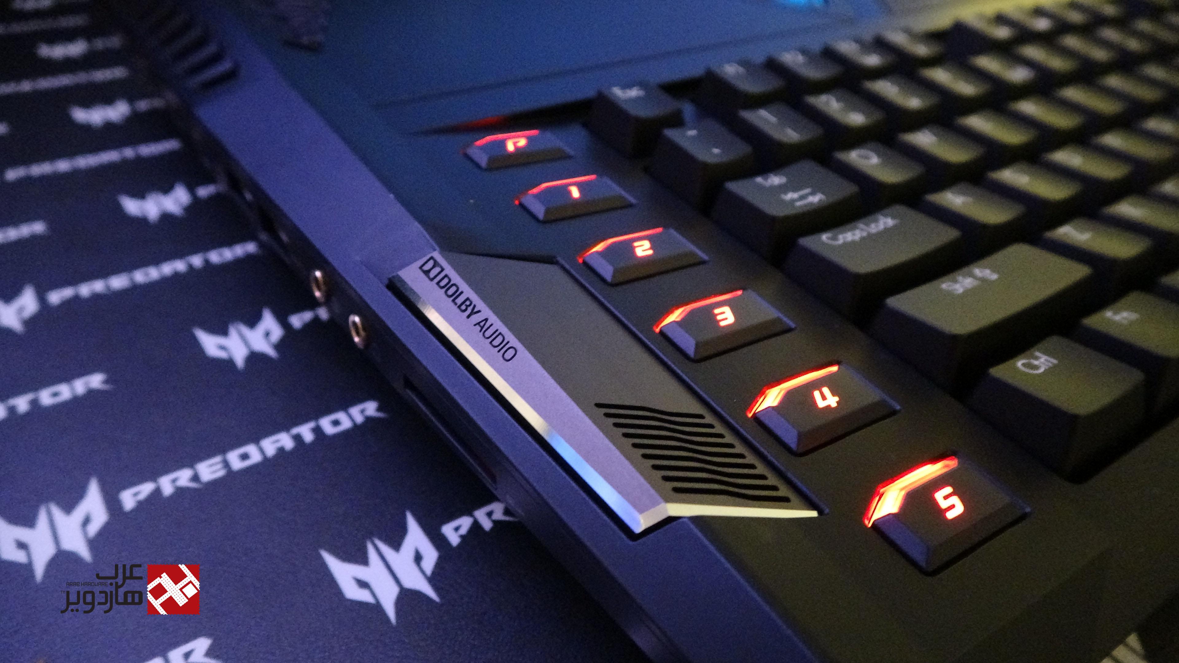 لابتوب Acer Predator 21 X