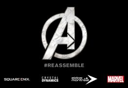 Marvel teams up with Square Enix