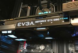 استعراض EVGA لبطاقات GTX 1080/1070 FTW2 بمشتت iCX