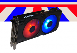 بطاقة XFX RX 480 Patriot Edition