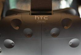 تطوير الواقع الافتراضي HTC
