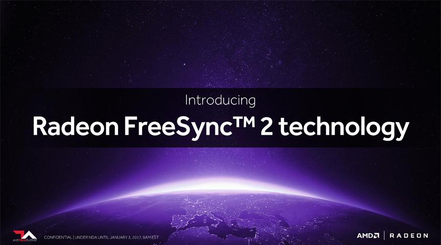 تقنية AMD FreeSync 2.0