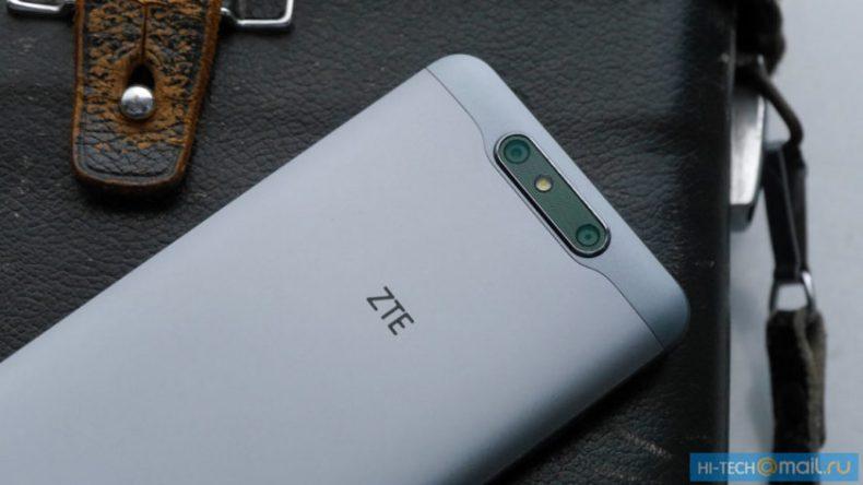تسريبات عن هاتف ZTE Blade V8 قبل إطلاقه فى CES 2017