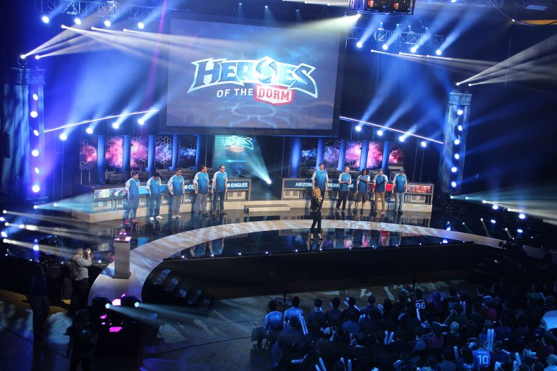 Heroes of the dorm Competiton