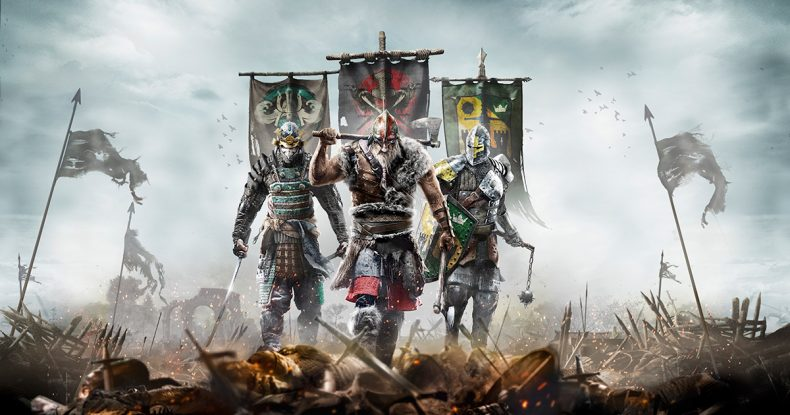 Ubisoft 's For honor sales