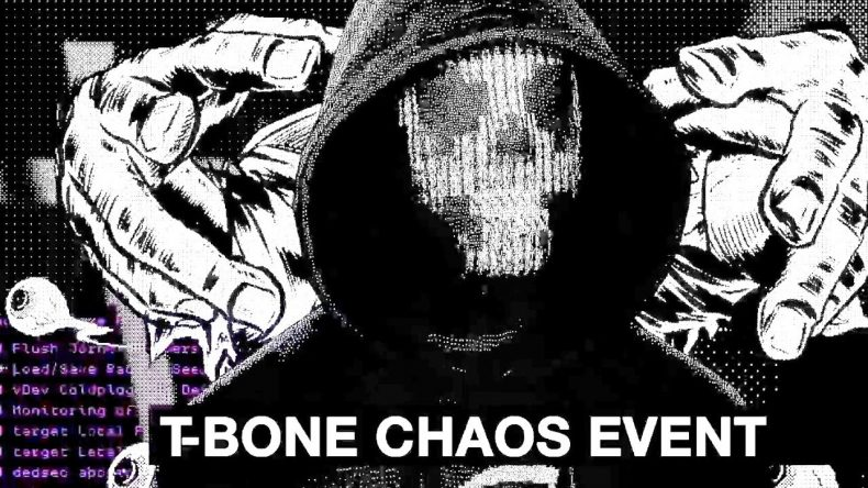 T-Bone Chaos Event Challenge 3