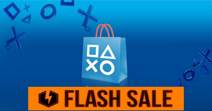 PSN Flash Sales