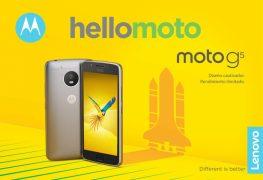 شركة Motorola تُطلق هاتف Moto G5 و G5 Plus ضمن احداث مؤتمر MWC17