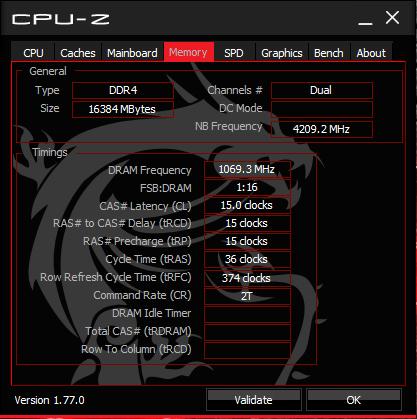 G.Skill Trident Z DDR4 16GB 3200MHz C14