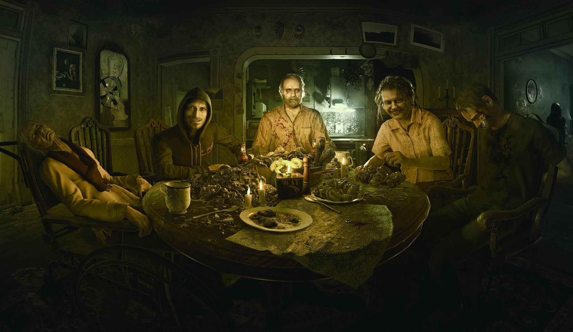 3 - أفضل ألعاب النجاة من الصعوبات الهائلة على Resident Evil 7 biohazard - PS4