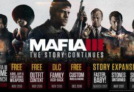 Mafia III DLCs