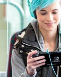 Nintendo Switch Stolen