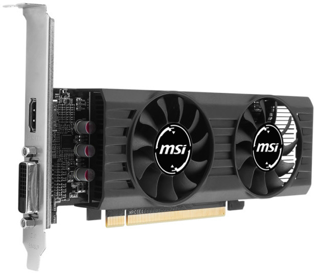 الكشف عن بطاقة MSI RX 460 Low-Profile
